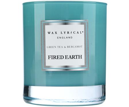 Bougie parfumée Fired Earth (thé vert et bergamote)