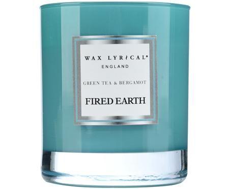 Vela perfumada Fired Earth (té verde y bergamota)