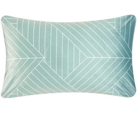 Poszewka na poduszkę z aksamitu Remi