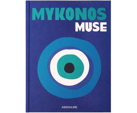 Ilustrovaná kniha Mykonos Muse