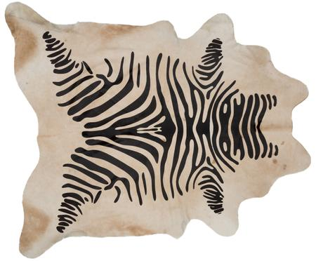 Koberec z hovädzej kože Zebra