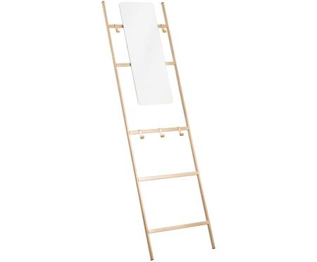Decoratieve ladder met spiegel Ethan