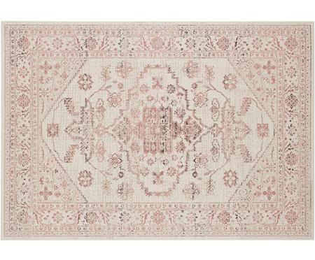 In- & Outdoor Teppich Navarino Red im Vintage Look