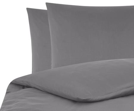 Parure copripiumino in raso di cotone  Comfort