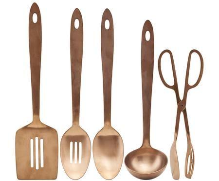 Küchenutensilien-Set Take, 5-tlg.
