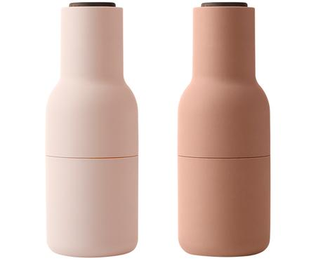 Designer Mühlenset Bottle Grinder, 2er-Set