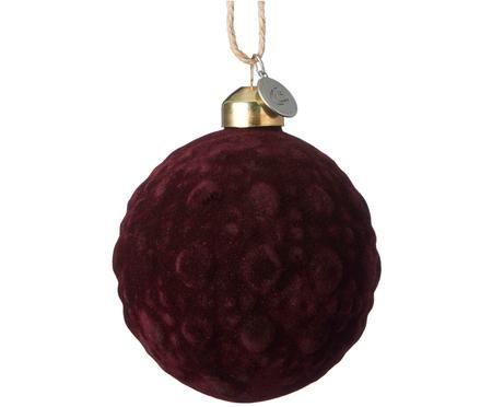 Palla di Natale Velvie, 2 pz.