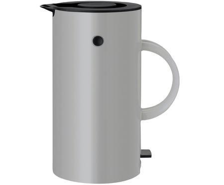 Wasserkocher EM77 in Grau glänzend