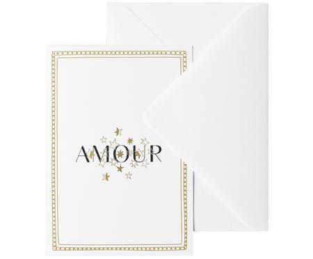 Grußkarte Amour