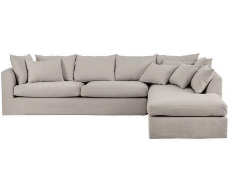 Canapé d'angle Zach