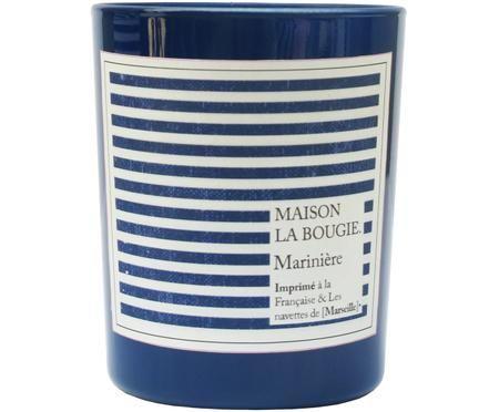 Bougie parfumée Mariniere (fève tonka, bois de santal et bois de cèdre)