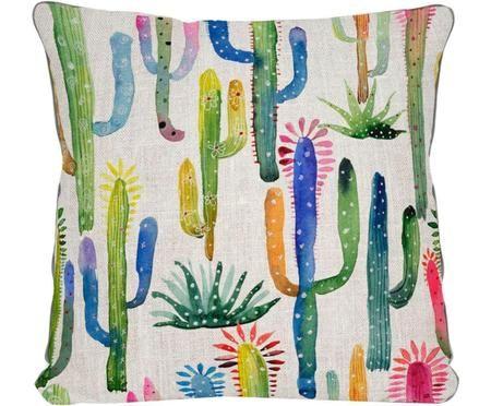 Cojín Cactus, con relleno