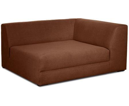 Chaise-longue angolare componibile Grant