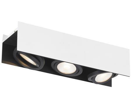 Stropné bodové LED osvetlenie Vidago, biela