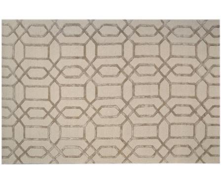 Ręcznie tuftowany dywan z wełny Vegas