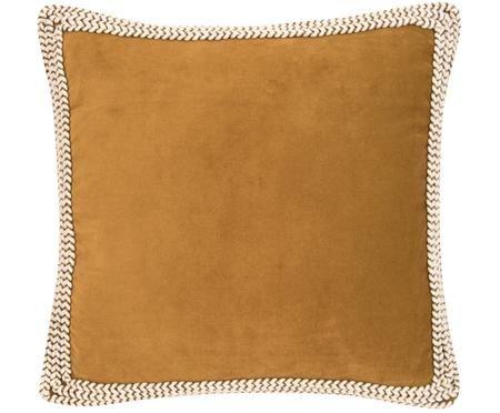 Poszewka na poduszkę z aksamitu Martina