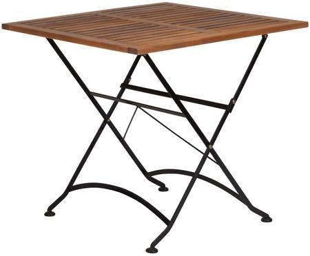Table pliante avec plateau en bois Parklife