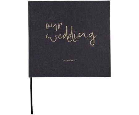 Hochzeitsgästebuch Our Wedding