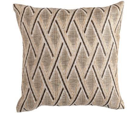 Zewnętrzna poduszka z wypełnieniem Knitted