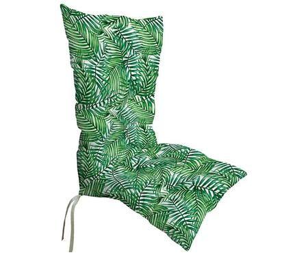 Cojín para silla con respaldo Bali