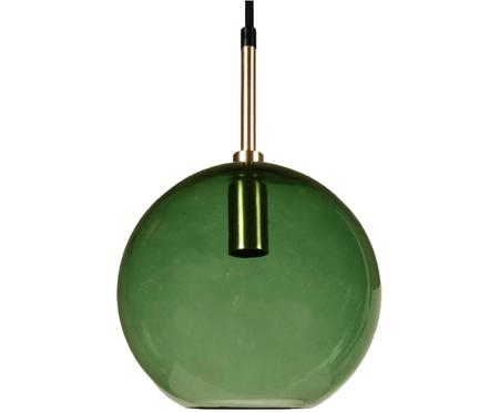 Suspension boule en verre Milla