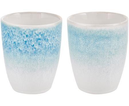 Mugs artisanaux Amalia, 2 pièces