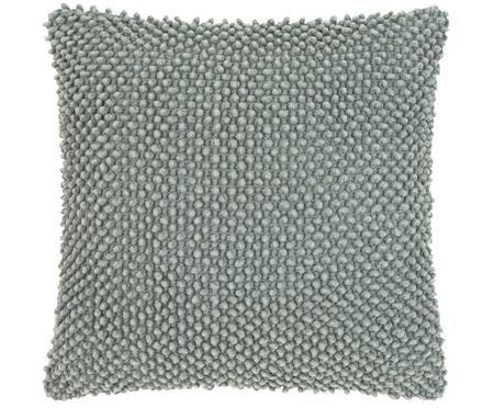 Kussenhoes Indi met zacht gestructureerd oppervlak