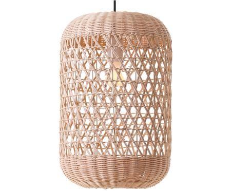 Závěsné svítidlo z bambusu Aurora