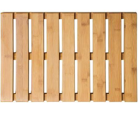 Dřevěný koupelnový kobereček Spa