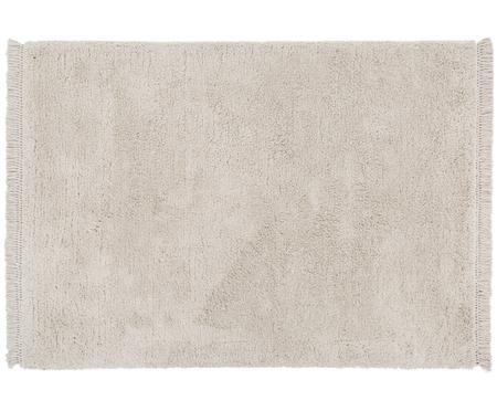 Flauschiger Hochflor-Teppich Dreamy, handgetuftet
