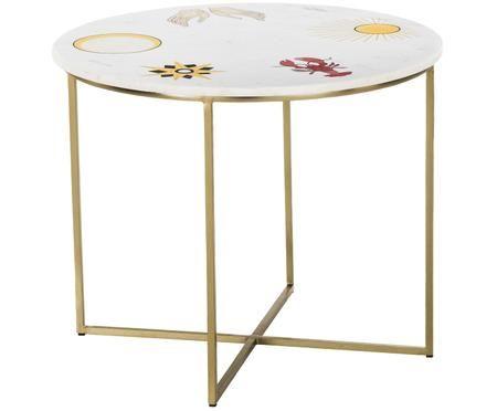 Table basse en marbre Opulence