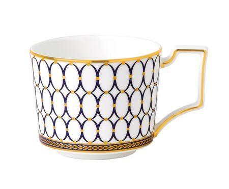 Tazza da tè Renaissance Gold