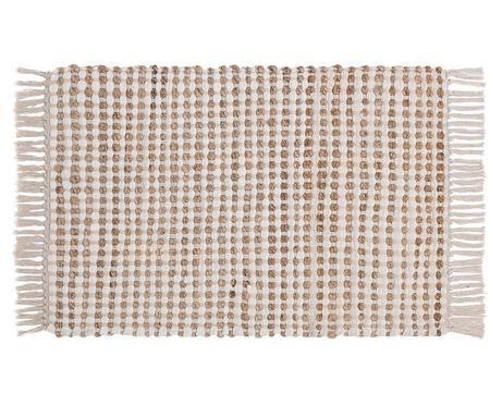 Fußmatte Fiesta aus Baumwolle/Jute