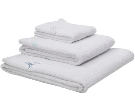 Set asciugamani Birds, 3 pz.