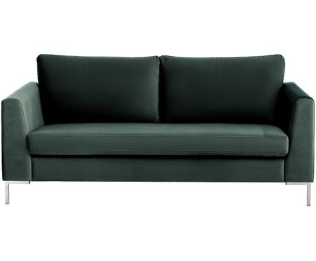 Sofa z aksamitu Luna (2-osobowa)