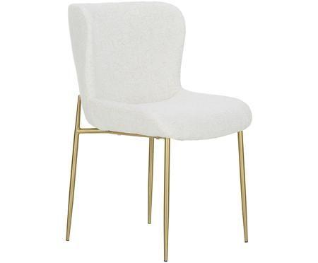 Čalouněná židle Bouclé Tess