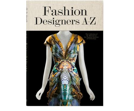 Libro illustrato Fashion Designer A-Z