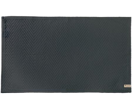 Koupelnový kobereček se vzorem rybí kosti Soft Cotton