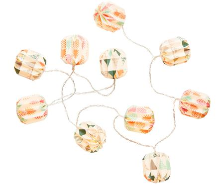 LED Lichterkette Summerlights, 164 cm