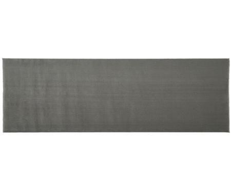 Passatoia in lana grigio Ida