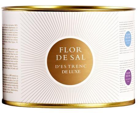 Gewürzsalz-Set Flor de Sal d´Es Trenc DeLuxe, 5-tlg.