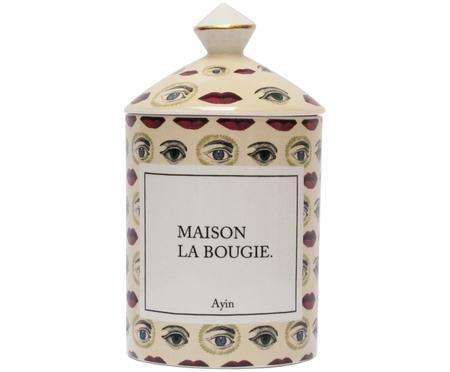 Bougie parfuméeAyin (vanille, patchouli et élemi)