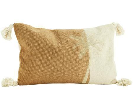 Poszewka na poduszkę z chwostami Palm