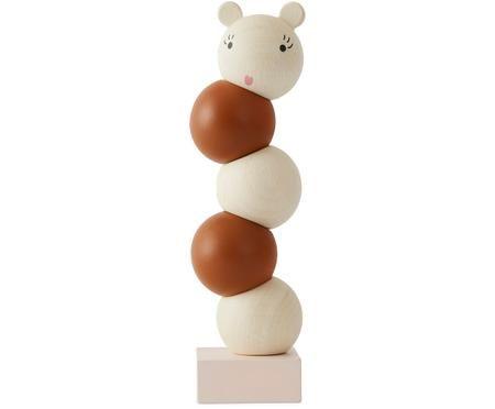 Stohovací hračka zbukového dřeva Lala