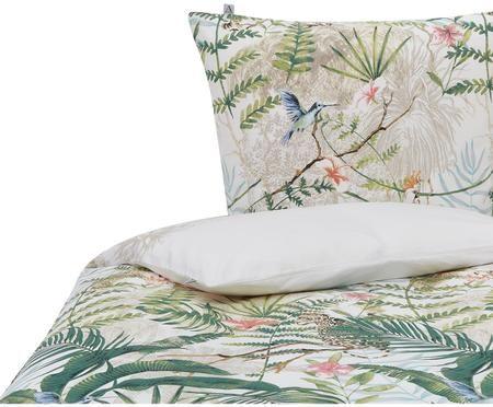 Bettwäsche Eldorado mit tropischem Print