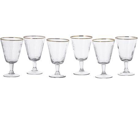 Set bicchieri da vino rosso Celestial, 6 pz.