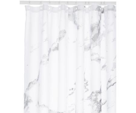 Duschvorhang Marble mit Marmor-Print