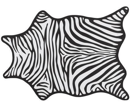 Strandtuch Wildhorse mit Zebra Print