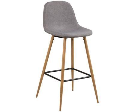 Chaise de bar Wilma