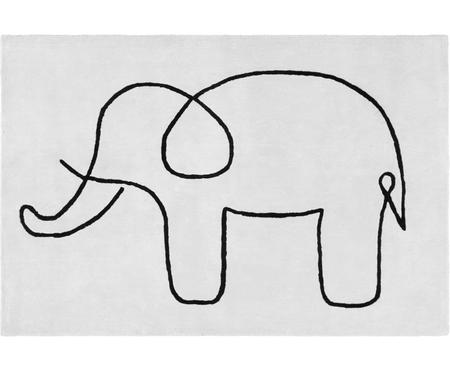 Vloerkleed Sketchy Elephant